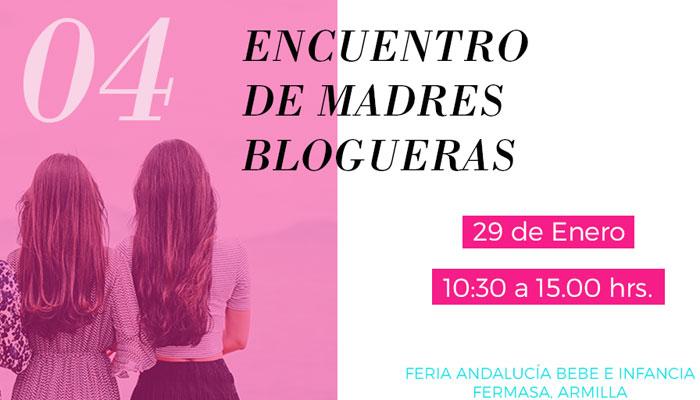 Banner 4º Encuentro de Madres Blogueras de Granada