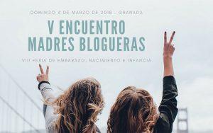 Banner V Encuentro Madres Blogueras Granada