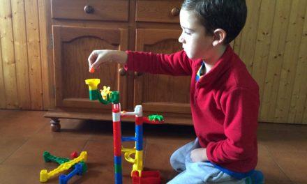 Test de juguetes: Canicas Marbolous y Robot araña