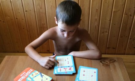 Test de juguetes: Mini Logix Camino y Títere reversible Caperucita Roja