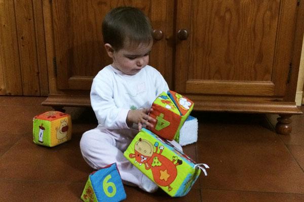 Test de juguetes: Cubos de granja Lilliputiens