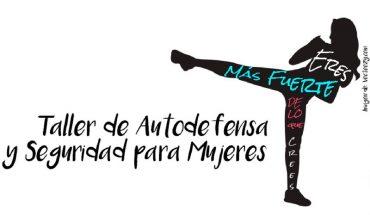 Banner Taller de Autodefensa y Seguridad para Mujeres
