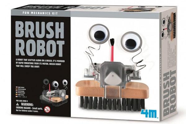 robot cepillo