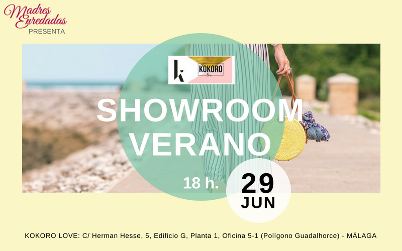 Showroom de Verano Kokoro Love