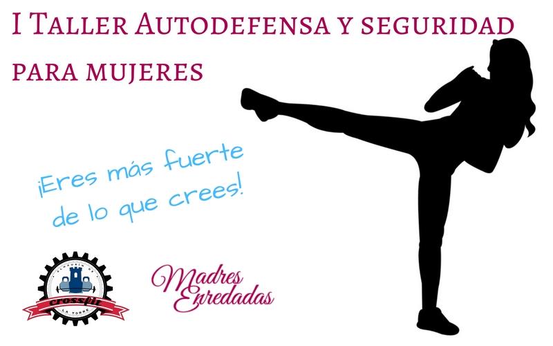 Banner I Taller de Autodefensa y Seguridad para Mujeres